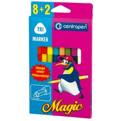 Centropen Magic filc készlet 10 db-os