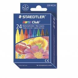 Staedtler Noris Club zsírkréta 24 db-os