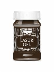 Lazúrgél 100 ml paliszander