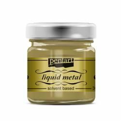 Folyékony fém 30 ml arany