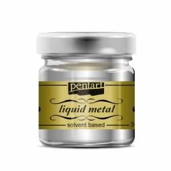 Folyékony fém 30 ml ezüst