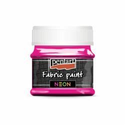 Textilfesték 50 ml neonpink