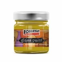Üvegfesték 30 ml sárga