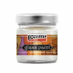 Üvegfesték 30 ml csillogó szívárvány