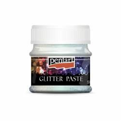 Glitterpaszta finom 50 ml irizáló