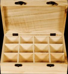 Teafilter tartó, 26 x 21 x 8 cm