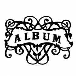 Akril pecsételő 5 x 7 cm Album
