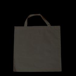 Bevásárlószatyor 38 x 42 cm, fekete