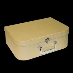 3 kicsi bőrönd szett karton 27x19x9/30x22,5x10/32,5x25x10,5 cm