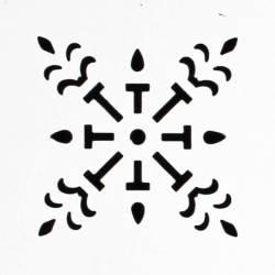 Mágneses formalyukasztó 35 mm, minta 22