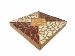 Mozaik edényalátét