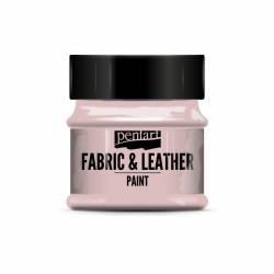 Textil és bőrfesték 50 ml rózsaszín