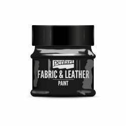 Textil és bőrfesték 50 ml fekete