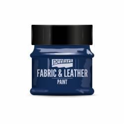 Textil és bőrfesték 50 ml csillogó kék