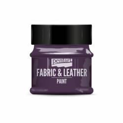 Textil és bőrfesték 50 ml csillogó lila