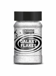 Galaxy Flakes min. 15 g Merkúr fehér