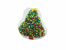 Karácsonyfa kavics
