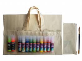 Textilfestő alkotócsomag