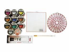 Prémium üvegfestő alkotócsomag